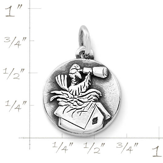 View Larger Image of Look Out Nest Charm