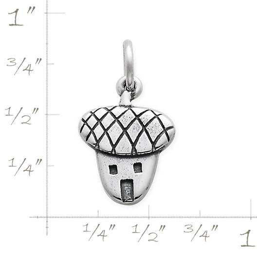 View Larger Image of Mystic Nut Hut Charm