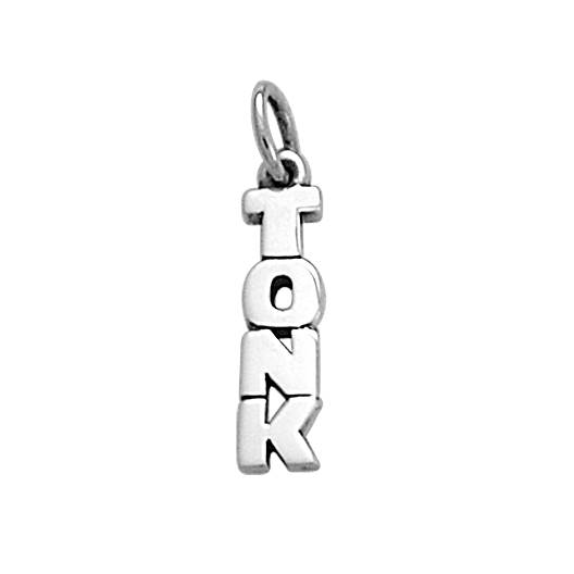 View Larger Image of Tonk Drop Charm