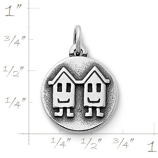 View Larger Image of Twins I & II Charm