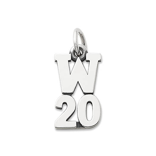 View Larger Image of 2020 Waldemar Year Charm