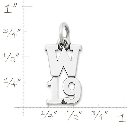 View Larger Image of 2019 Camp Waldemar Year Charm
