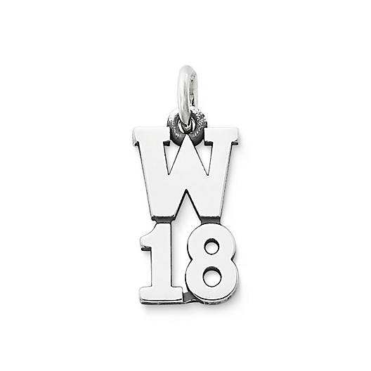 View Larger Image of 2018 Waldemar Year Charm