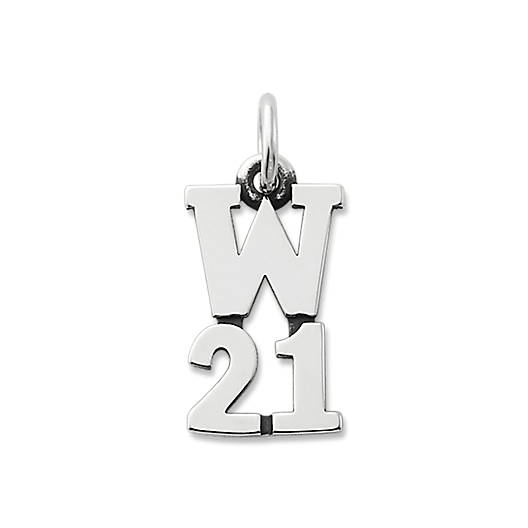 View Larger Image of 2021 Camp Waldemar Year Charm