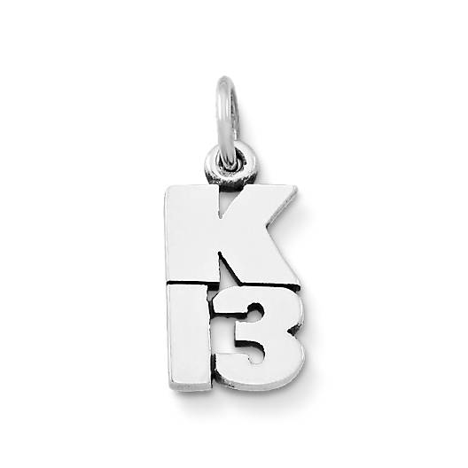 View Larger Image of K-13 Drop Charm