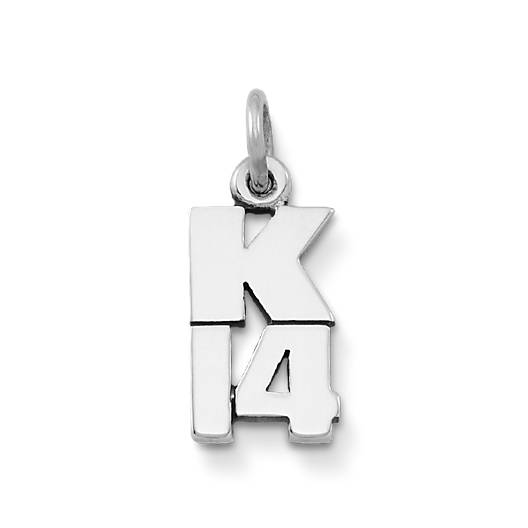 View Larger Image of K-14 Drop Charm