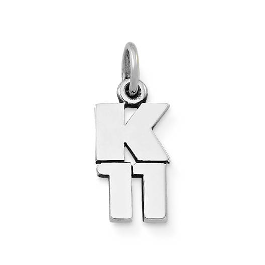 View Larger Image of K-11 Drop Charm