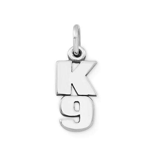 View Larger Image of K-9 Drop Charm