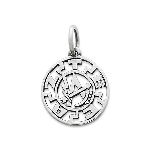 View Larger Image of Aztec Disk Charm