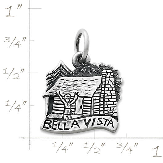View Larger Image of Bella Vista Cabin Charm