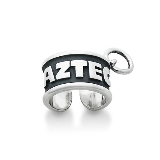 View Larger Image of Aztec Tribal Charm