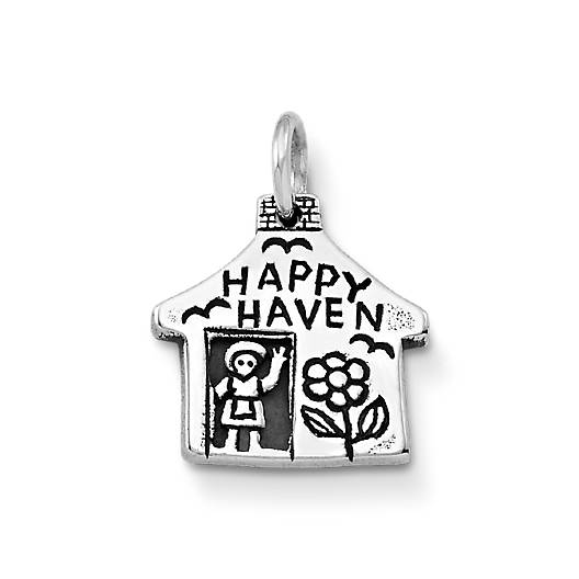 View Larger Image of Happy Haven Charm
