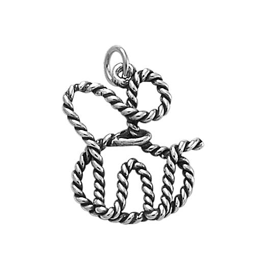 View Larger Image of Camp Waldemar Trick Rope Charm
