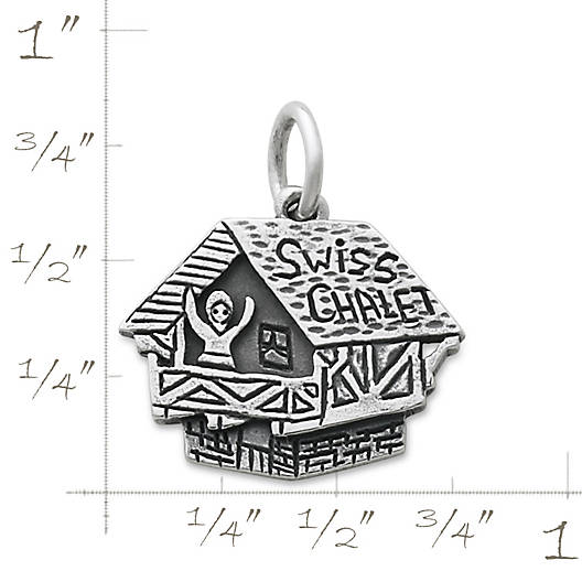 View Larger Image of Swiss Chalet Cabin Charm