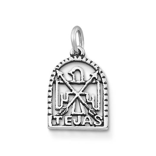 View Larger Image of Tejas Disk Charm
