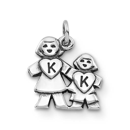 View Larger Image of Mother & Daughter KK Charm