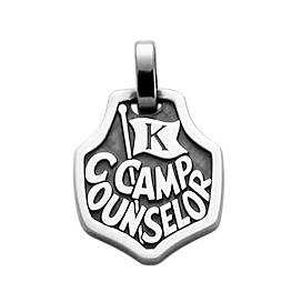 Kickapoo Counselor Charm