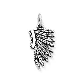 Flat Headdress Charm