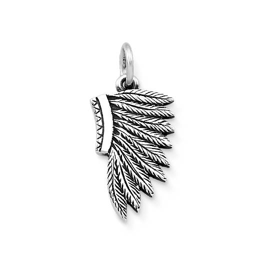 View Larger Image of Flat Headdress Charm