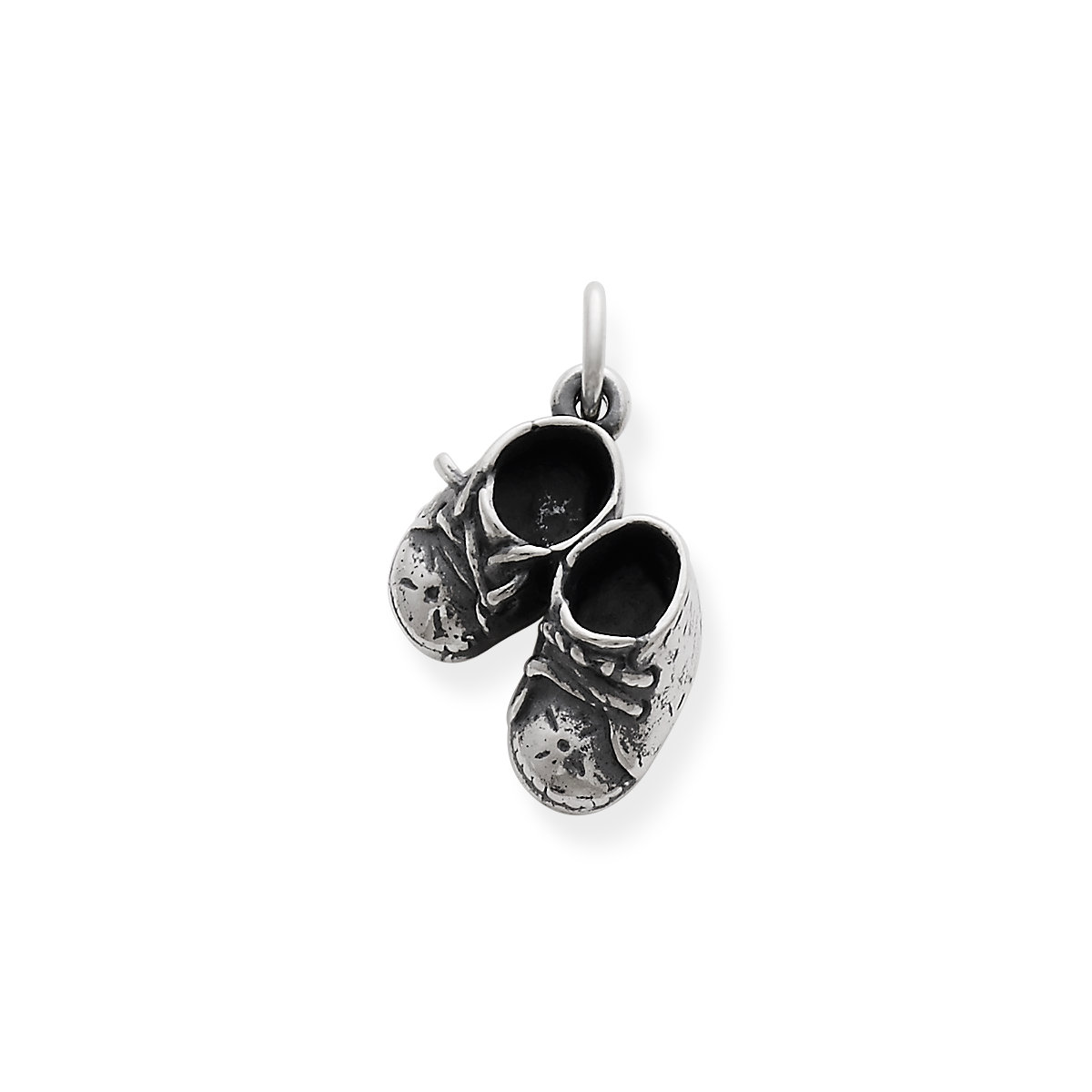 23e39614f Home Boy's Baby Shoes Charm. Previous