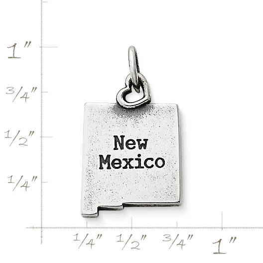 "View Larger Image of My ""New Mexico"" Charm"