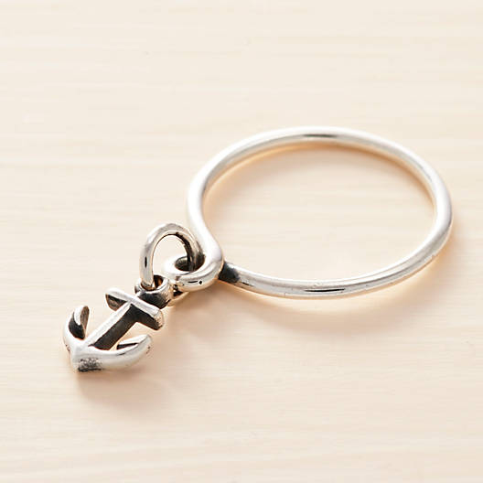 View Larger Image of Itty Bitty Anchor Charm