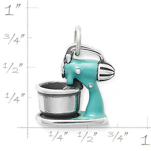 View Larger Image of Enamel Retro Mixer Charm