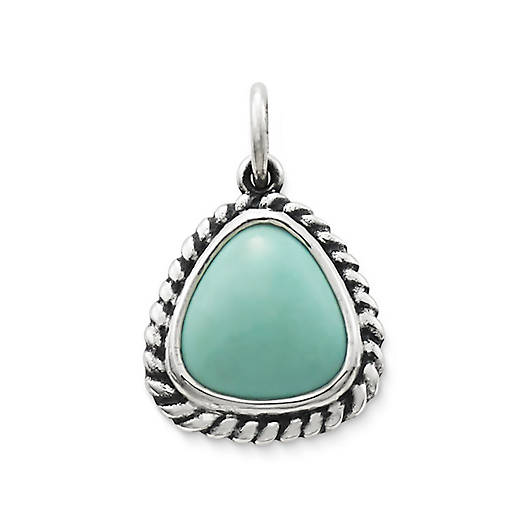View Larger Image of Heirloom Turquoise Pendant