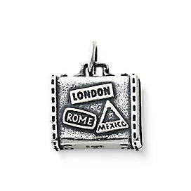 World Traveler Charm