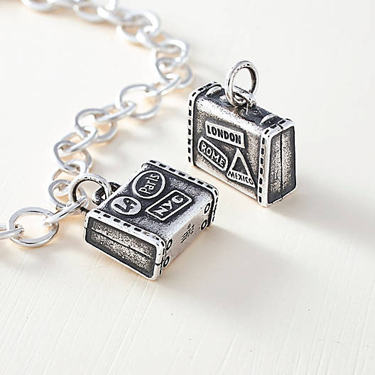 View Larger Image of World Traveler Charm