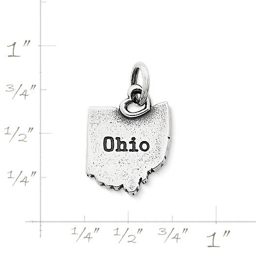 """View Larger Image of My """"Ohio"""" Charm"""