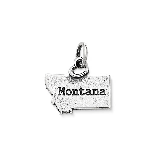 "View Larger Image of My ""Montana"" Charm"