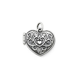 Ornate Heart Locket