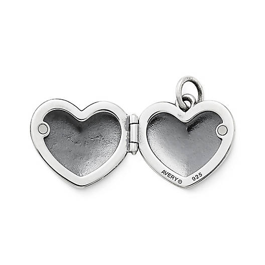 View Larger Image of Ornate Heart Locket