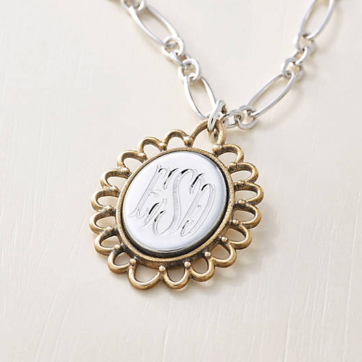 View Larger Image of Heirloom Engravable Pendant