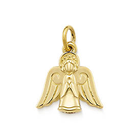 Angel of Peace Charm
