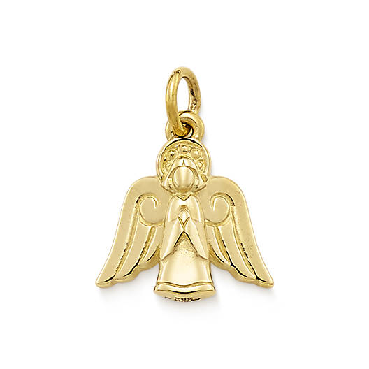 View Larger Image of Angel of Peace Charm