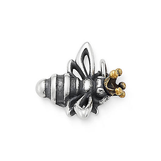 View Larger Image of Queen Bee Charm