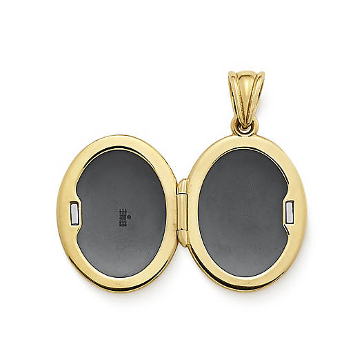 View Larger Image of Oval Locket