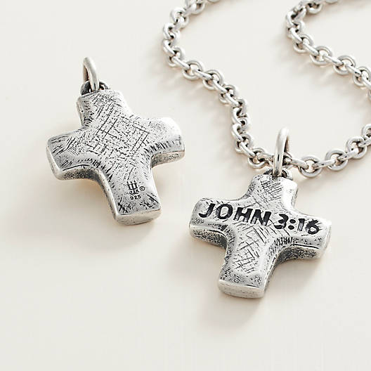 View Larger Image of Keep the Faith Cross