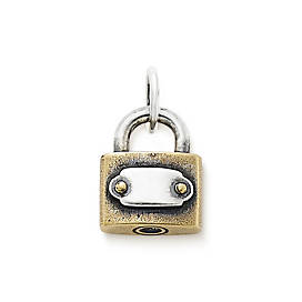 Bridge Love Lock Charm