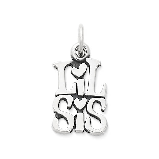 "View Larger Image of ""Lil Sis"" Charm"