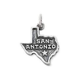 """San Antonio"" Charm"