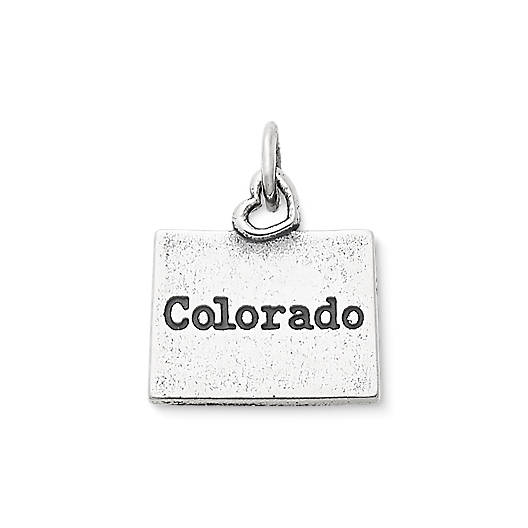 "View Larger Image of My ""Colorado"" Charm"