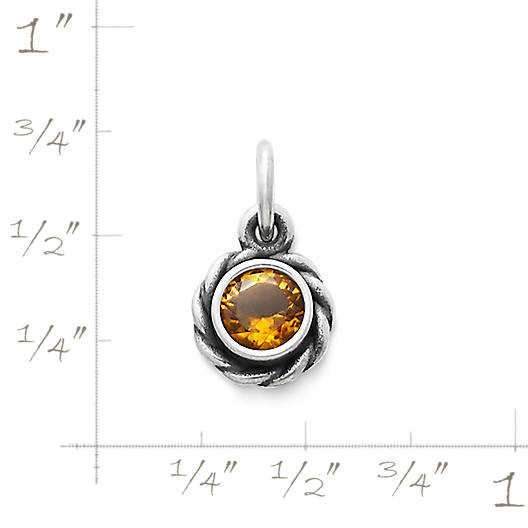 View Larger Image of Elisa Pendant with Citrine