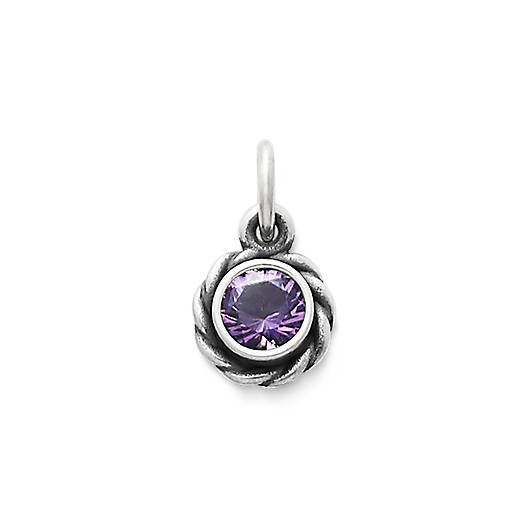 View Larger Image of Elisa Pendant with Amethyst