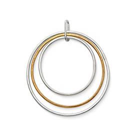 Cascading Circles Pendant