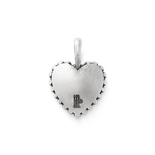 View Larger Image of Beaded Heart Pendant