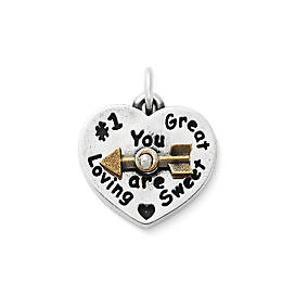 """You are Sweet"" Spinner Charm"