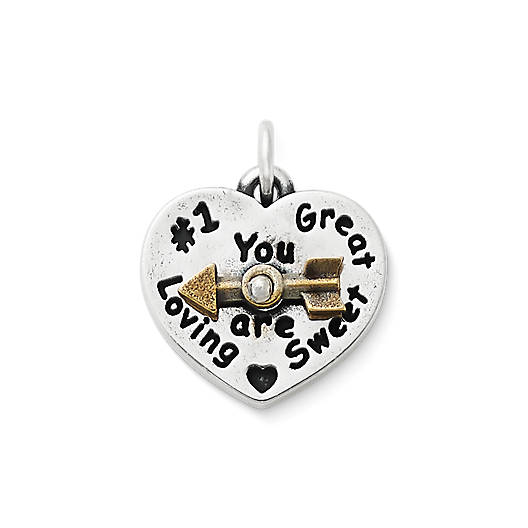 "View Larger Image of ""You are Sweet"" Spinner Charm"